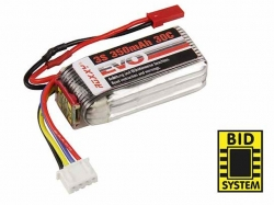 Roxxy EVO 350mAh 11,1V 30C 3S1P LiPo-Akku mit BID-Chip