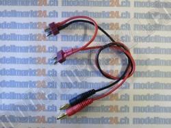 1Stk. Ladekabel 2 x T-Plug Seriell