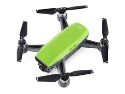 DJI Spark (Meadow Green) Fly-More-Combo Kameradrohne