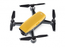 DJI Spark (Sunrise Yellow) Fly-More-Combo Kameradrohne