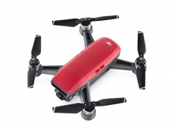 DJI Spark (Lava Red) Fly-More-Combo Kameradrohne