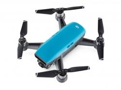 DJI Spark (Sky Blue) Fly-More-Combo Kameradrohne