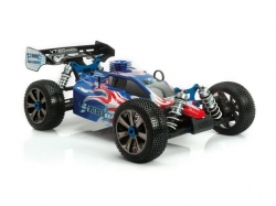 LRP S8 Rebel BX 1:8 Verbrenner Limited Edition 4WD RTR, RC..