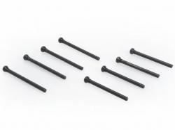 Achsstift Satz 3x31mm/3x36mm (8Stk.) Antix MT-1 von LRP