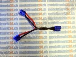 1Stk. Y-Kabel 2 x EC3.0 in Serie auf EC3.0