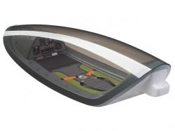 Klarsichthaube mit Cockpit FUNRAY (Bausatz) von Multiplex