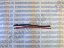1Stk. Batteriekabel mit Goldstecker 3.5mm, 10cm