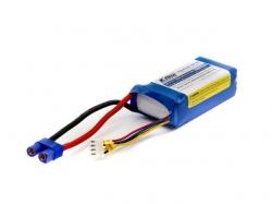 E-Flite LiPo-Akku 1300mAh 11,1V 20C 3S