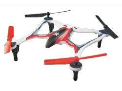 Dromida Vista XL-370 UAV Quadcopter RTF Rot, Drohne, Drone