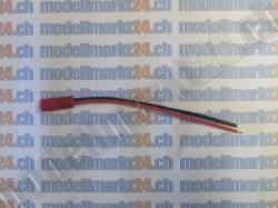 1Stk. Batteriekabel mit JST Buchse, 10cm