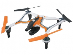 Dromida Vista XL-370 FPV Quadcopter RTF Orange, 1080p Dron..