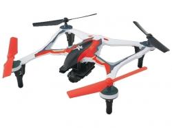 Dromida Vista XL-370 FPV Quadcopter RTF Rot, 1080p DroneVi..