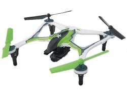 Dromida Vista XL-370 FPV Quadcopter RTF Grün, 1080p DroneV..