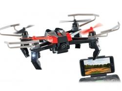 Dromida Hover Shot FPV Quadcopter RTF, 720p Kamera, Drohne..