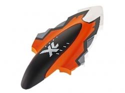 Kabinenhaube Orange Vista XL-370 von Dromida