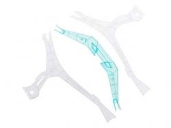 LED Arm Schutz Blau Vista XL-370 FPV Drohne von Dromida