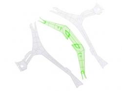 LED Arm Schutz Grün Vista XL-370 FPV Drohne von Dromida