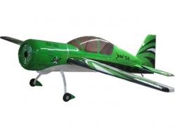 AeroPlusRC YAK 54 60CC Spw.2,36m Grün/Schwarz/Weiss