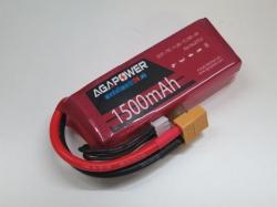 AGA-Power 3S-HvLi 1500mAh 11,4V 75C 3S1P