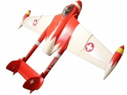 Freewing Venom rot 90mm EDF V2 150cm designed by Ready2Fly