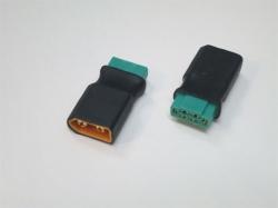 Adapter XT60 Stecker auf MPX Buchse (2Stk.)