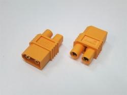 Adapter XT60 Stecker auf EC3 Buchse (2Stk.)