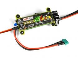 JETI MaxBec2D Plus EX 5-6V/20A mit Magnetschalter, geeigne..