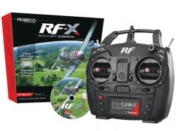 RealFlight RF-X Flugsimulator mit InterLink-X Controller M..