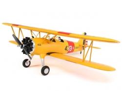 E-Flite PT-17 Spw.1.1m BNF mit Safe-Technology, RC Modellf..