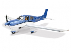 E-Flite Cirrus SR22T Spw.1.53m PNP, RC Modellflugzeug