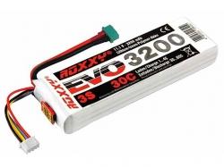 Roxxy EVO LiPo 3-3200mAh 11,1V 30C