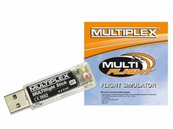 Multiplex Multiflight Stick Flugsimulator