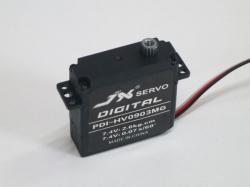 JX PDI-HV0903MG Digital Servo 8mm 2.6kg