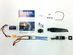 Antriebset Powerline 1015/F5J Pro für Pino von PCM
