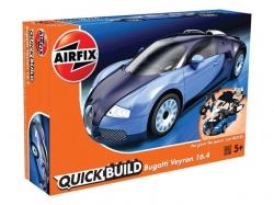 Quickbuild Bugatti Veyron