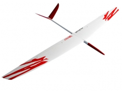 RCRCM 300 F3F/(F3B) CFK 2.9m Weiss/Rot mit Schutztasche RC..