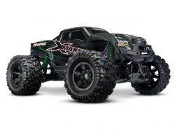 Traxxas X-Maxx 8S 1:6 Monster Truck Grün mit TSM und TQi A..