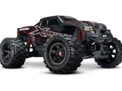 Traxxas X-Maxx 8S 1:6 Monster Truck Rot mit TSM und TQi ARTR