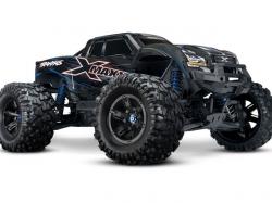 Traxxas X-Maxx 8S 1:6 Monster Truck Blau mit TSM und TQi A..