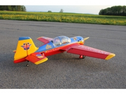E-Do Model Giant Yak54 Spw 1.5m PNP, EPO
