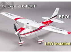 E-Do Model Deluxe Mini Cessna 182ST Spw.928mm RTF EPO