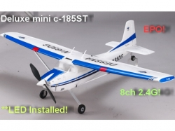E-Do Model Deluxe Mini Cessna 185ST Spw.928mm RTF EPO