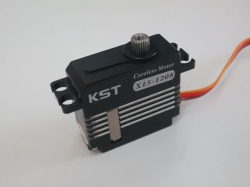KST X15-1208 15mm 13.5kg coreless HV digital mini Servo