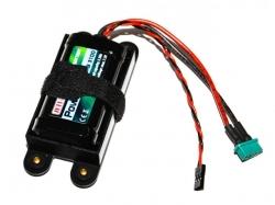 Power Ion RB 3100 7.2V Empfänger Akku inkl. Halterung von ..