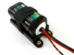 Power Ion RB 5800 7.2V Empfänger Akku inkl. Halterung von ..