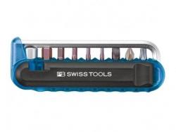 Biketool / Multitool Blau mit 10 Funktionen von PB Swiss
