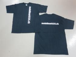 Modellmarkt24 T-Shirt L Dunkelblau