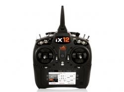 Spektrum iX12 12-Kanal DSMX 2.4GHz Einzelsender mit Teleme..