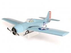 Parkzone F4F Wildcat 975mm BNF Basic mit AS3X und optional..