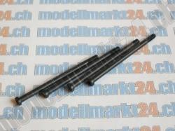 ZDRacing 7182 Unterer Federbolzen lang zu Modellen 1:10